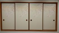 「SAKURA」桜の木 襖