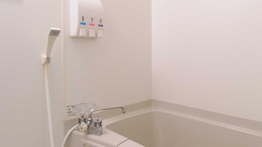 【アネックス(リゾートハウス)】バスルーム