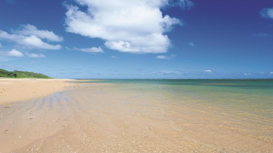 【マーレの浜】
