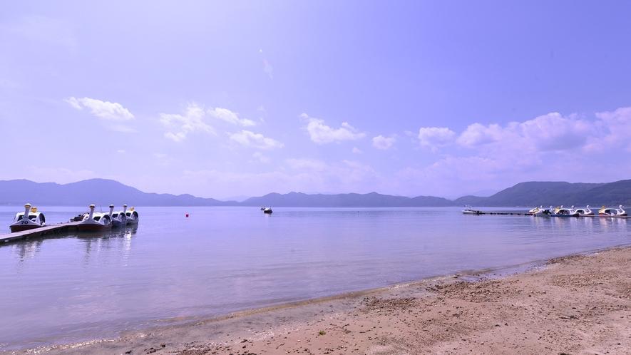 *観光/田沢湖