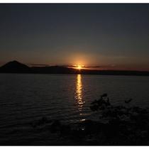 光の洞爺湖