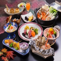 秋の和膳【もみじ】