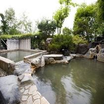 男子庭園露天風呂