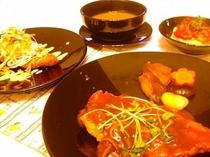 創作洋食コース料理