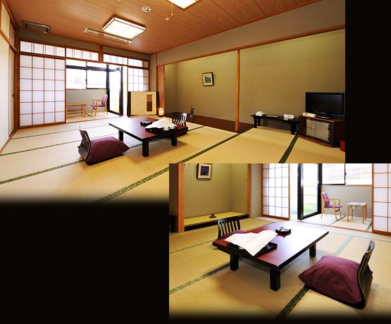 ★花月 客室例