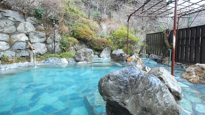 【スタンダードプラン】雄大な自然の中で美肌の天然温泉を満喫!季節の山菜・川魚料理に舌鼓<1泊2食付>