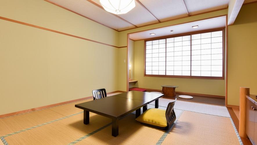 *西館和室/広々としたお部屋でお寛ぎください。