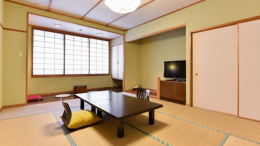 *西館和室/日本情緒を堪能できる、優しい和の空間。