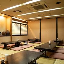 *朝食会場/当館2F平家亭にてご用意しております。