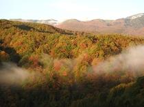 白根山まで12キロ、噴火の影響は心配ありません。