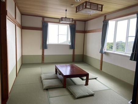 【和室12畳】全室オーシャンビュー