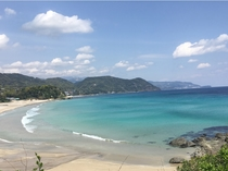 ★白浜海岸♪