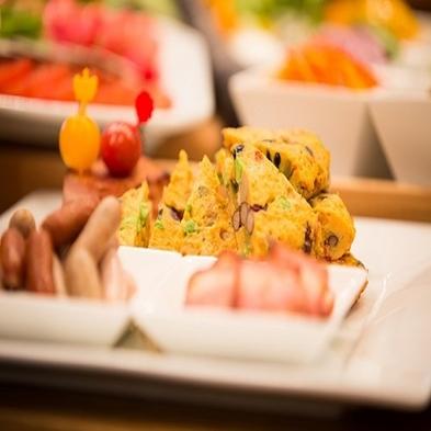 【さき楽14】メニュー50種類以上「博多の朝ごはん」ビュッフェ★(朝食付き)