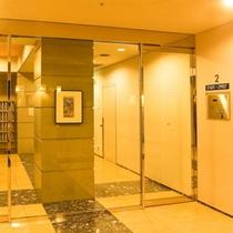 各棟1階の集合玄関