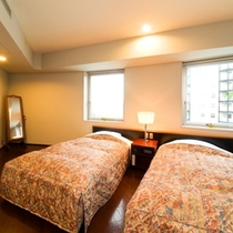 ベッドルーム(スイートルーム・一例)