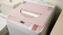 洗濯機(設置のない部屋もあります)