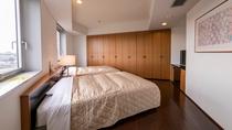 スイートルーム・寝室(一例)