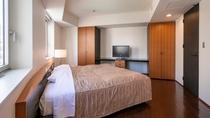 キングダブルルーム・寝室(一例)