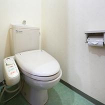 トイレ(シングルAはトイレのみ(アウトバス)です。)