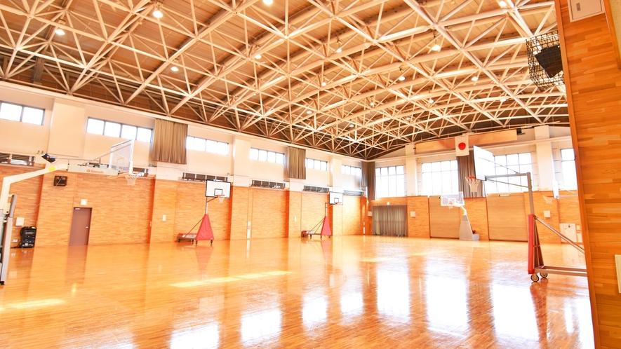 *蔵王たいらぐら 体育館