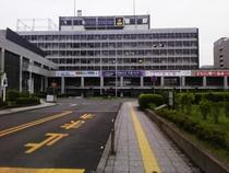ホテルから徒歩10分~ 仙台市役所あります♪
