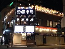仙台駅前のビアガーデン♪