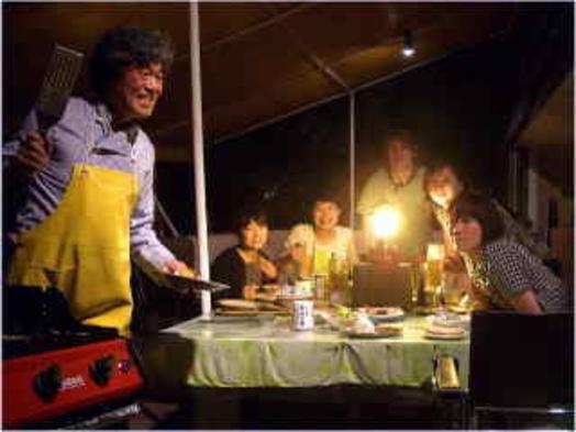 北海道の旬を味わうBBQパック