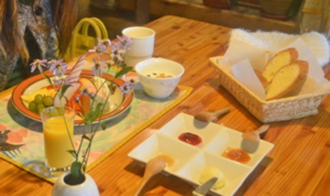 夕食無し 朝食付き B&Bプラン【美味旬旅】
