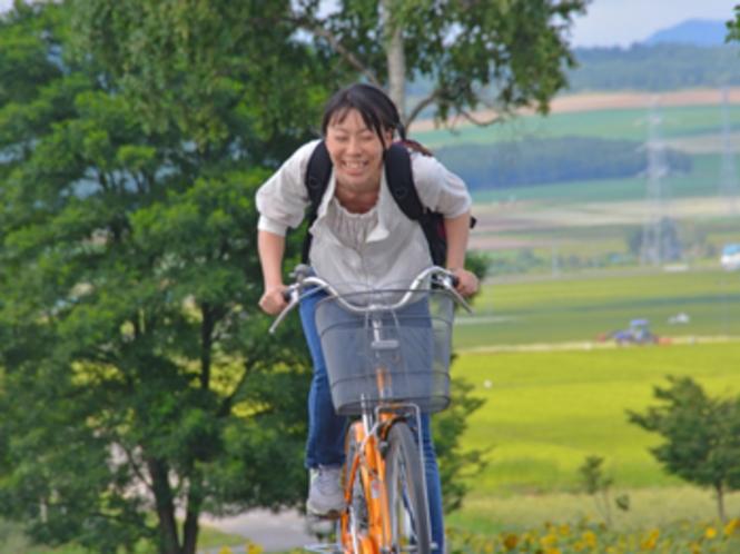 自転車でアラウンド