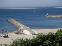 堤防釣り・海水浴最適