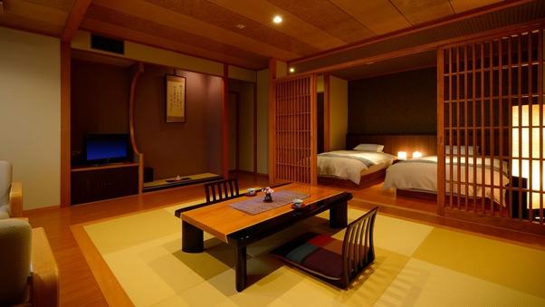 【禁煙】モダン風和洋室15畳 3F・4F角部屋