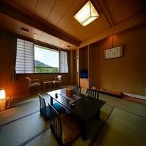 客室例(和室10畳〜18畳)