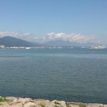 なぎさ公園~琵琶湖 ~