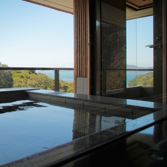 【伊勢湾を望む】露天風呂付客室 「桜月」