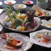 和食とフレンチのコラボ創作料理