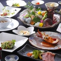 和食とフレンチのコラボ創作料理 華