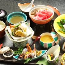 【-ご夕食一例-】