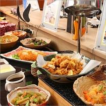 北海道の郷土料理も豊富
