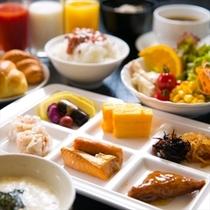 ■朝食バイキング■ 7:00~9:00まで 3Fレストラン雲海にて
