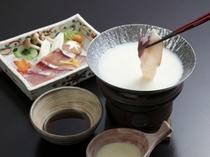 ◆料理長厳選会席~冬~◆(ぶりしゃぶ)