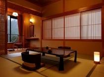 ◆デザイナーズフロア◆和モダン客室【シャワーブース付】 和室10帖+シャワー+広縁