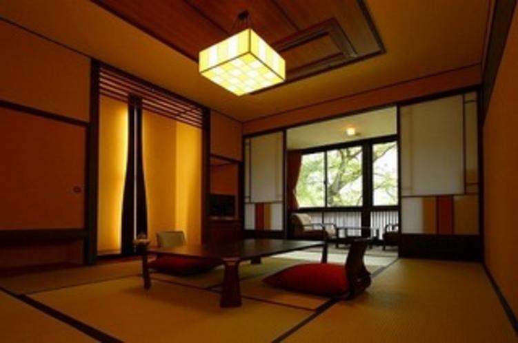 ◆別館◆<照明普及賞受賞>和モダン客室 和室10帖+広縁