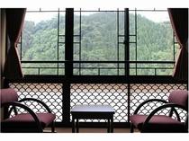 ◆別館◆<照明普及賞受賞>和モダン客室 広縁