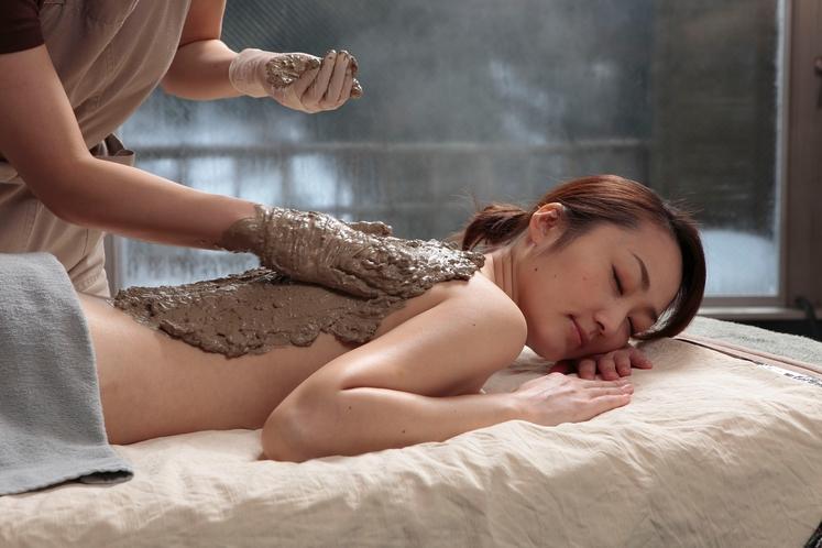 ◆ファンゴセラピー◆日本初・イタリアで保険適用の温泉泥療法
