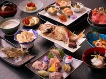 ◆料理長厳選会席~夏~◆料理例