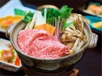 ◆料理長厳選会席~夏~◆((牛鍋)