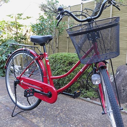 【有料】レンタル自転車
