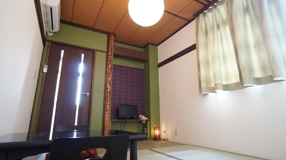 リニューアル6畳和室(トイレ付き)