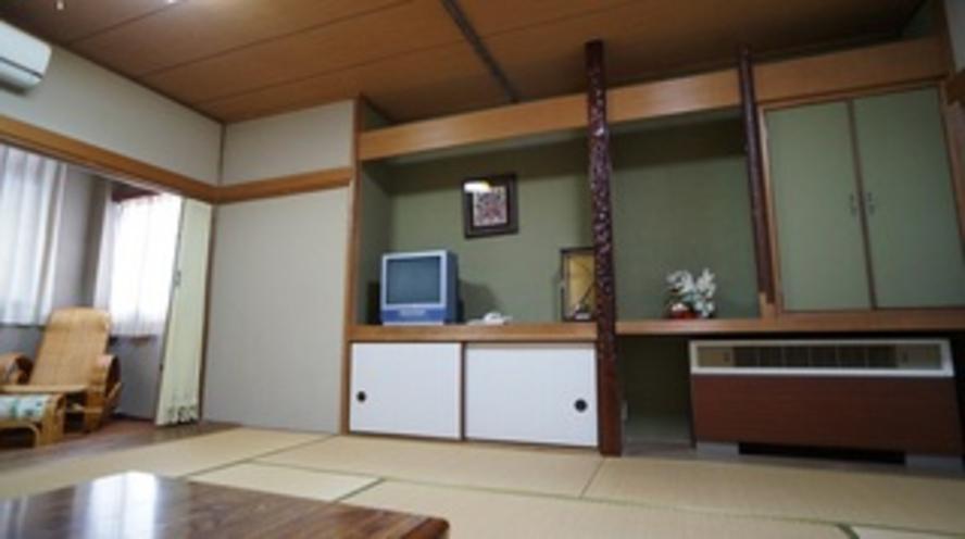 レトロフロア10畳和室