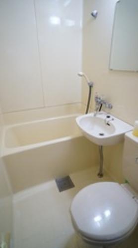 レトロフロアバストイレ